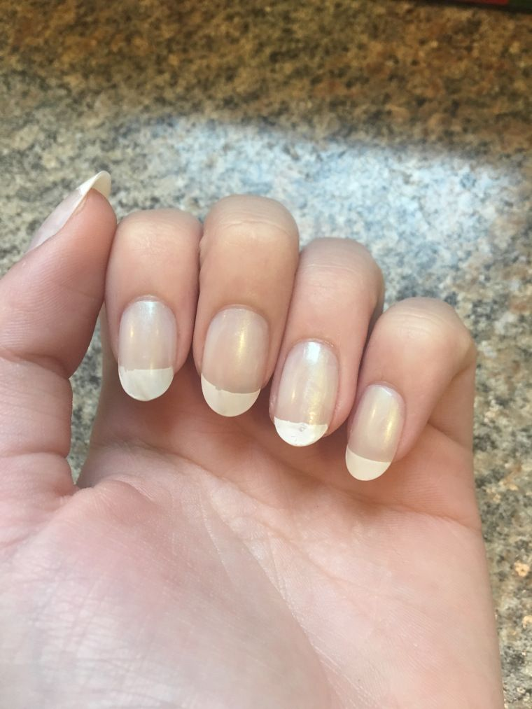 My Prom and Graduation Nails! | Broadway nails and Manicure