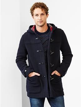 Wool duffle coat | Gap | Gentleman's Essential Styleboard ...