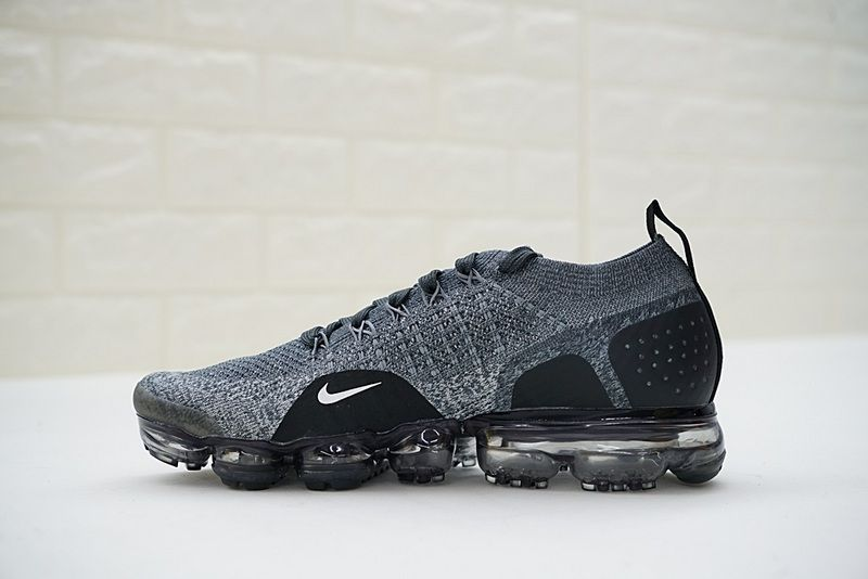 sports shoes e1c13 8a57d 942843-002 Nike Air VaporMax Flyknit 2 0 Sneakers Dark Grey ...