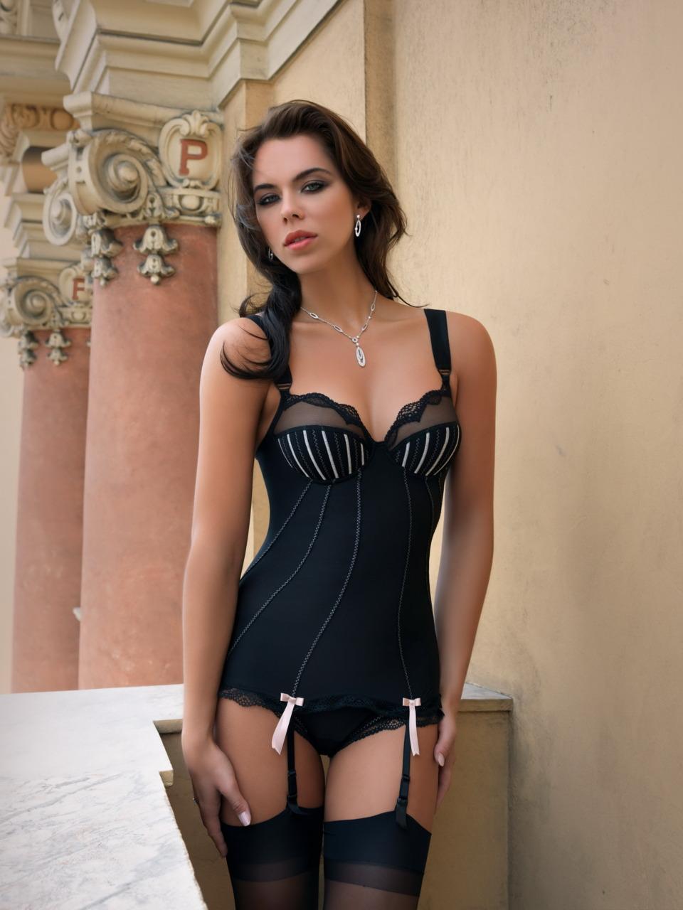 Clean lines in this lingerie.  ec9759af63