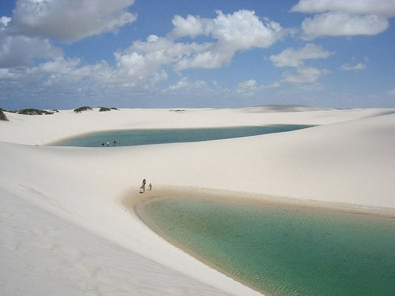 Lençóis Maranhenses National Park: The Flooded Desert  In Brazil_       http://www.amusingplanet.com/2011/10/lencois-maranhenses-national-park.html