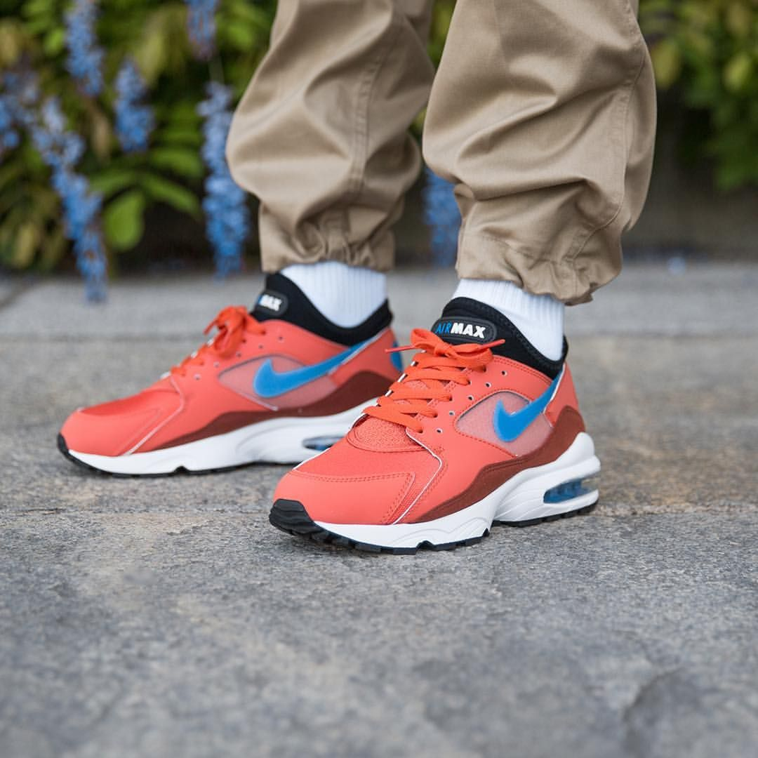 Prematuro Dominante proporción  Nike Air Max 93: Vintage Coral/Blue Nebula | Nike air max, Nike air, Air max  sneakers