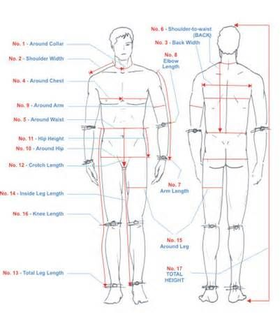 body measurement chart - Yahoo Image Search Results   sewing