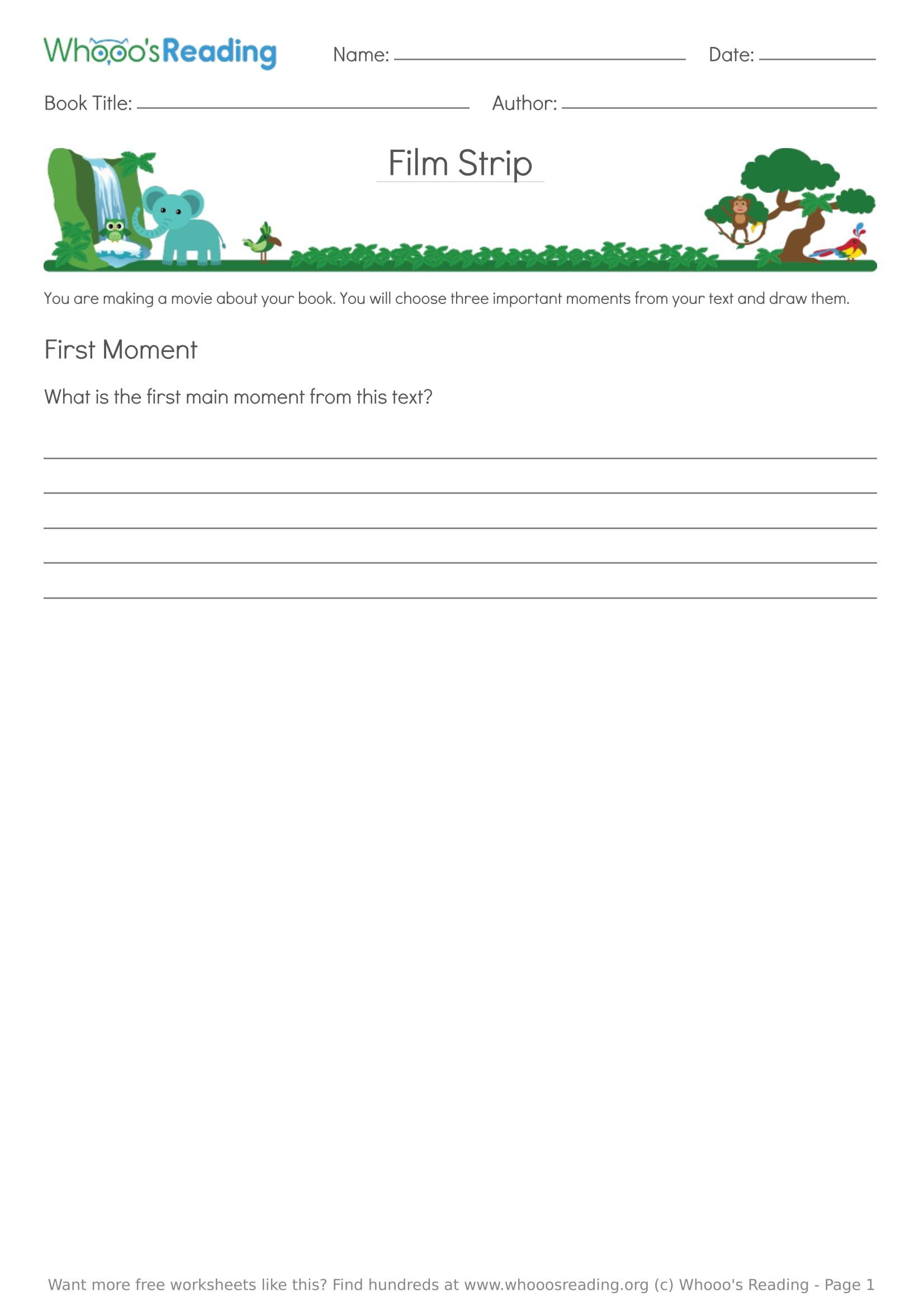 Skill Main Ideas Standard R 2 K 4 Students Will Draw And