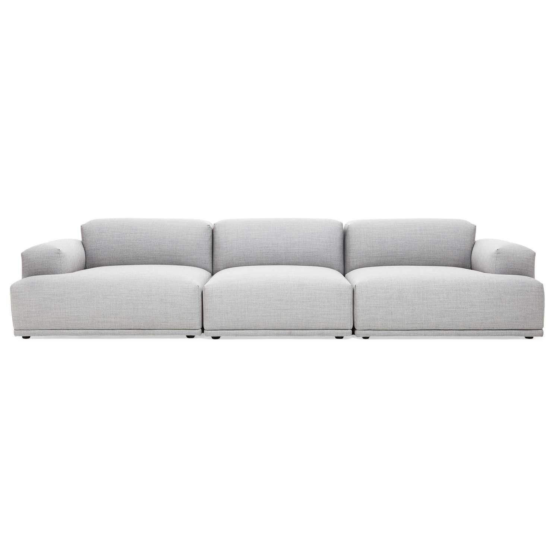 Muuto Connect Sectional Sectional Modular Sofa Modern Sofa Sectional
