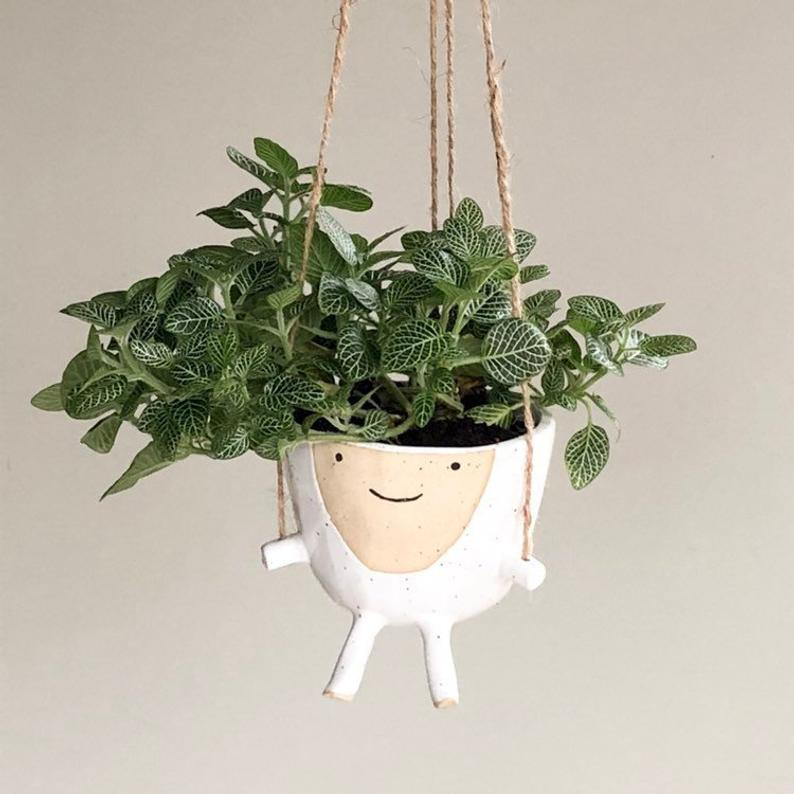 Hanging Planters Luna and Mona