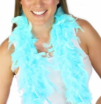 Light Aqua Blue Fluffy Feather Boa Sweet 16 Party Favors Sweey 16 Party Store The Ultimate Sweet Sixteen Supplies Store Tiffany Blue Sweet 16 Blue Sweet 16 Bachelorette Party Supplies