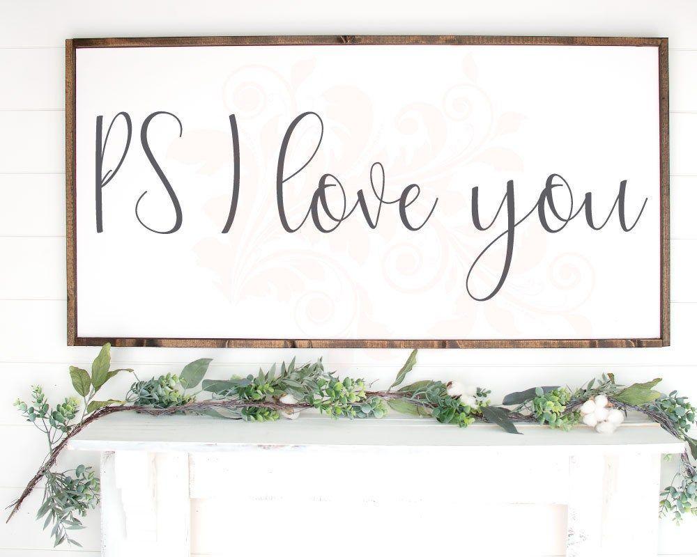 Download SVG DXF PNG, ps love you svg, Wedding svg, Valentines day ...