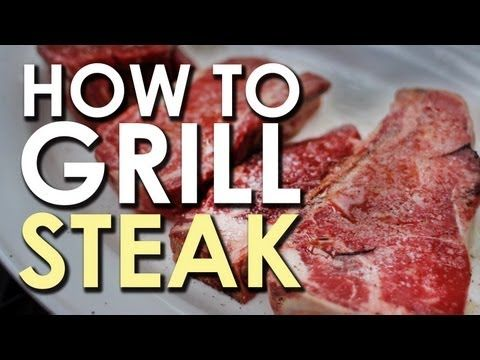 how to cook the perfect steak on the grill