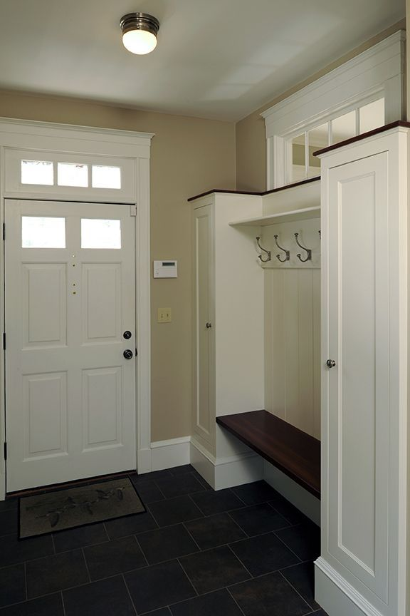 Mud Room Designs | Mudroom Ideas From Peter Sachs U0026 Wife Who Dreams Of  Mudroom | Part 95
