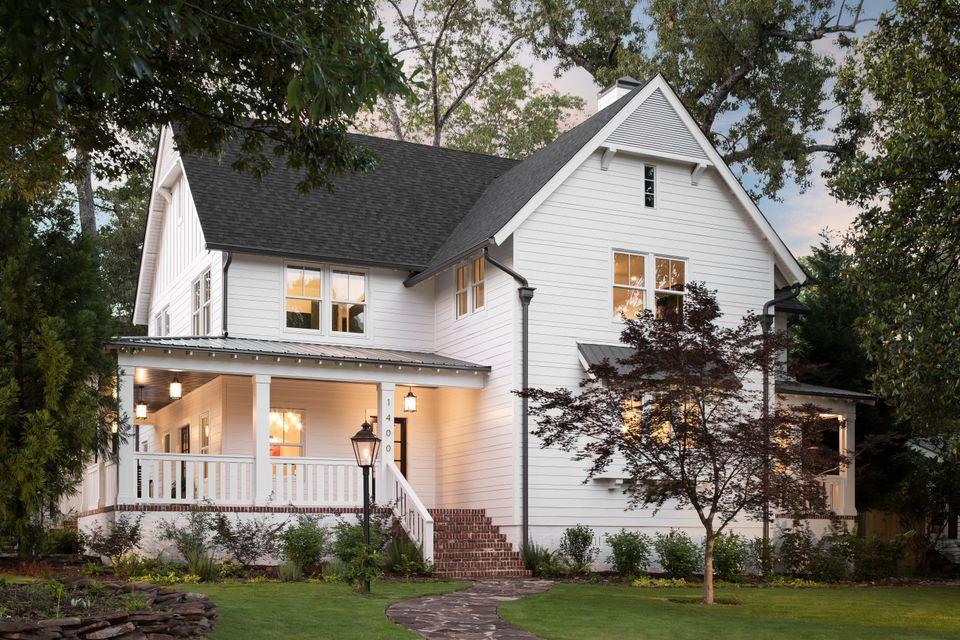 See Photos Of This Homewood Modern Farmhouse Farmhouse Style House House Exterior American Houses