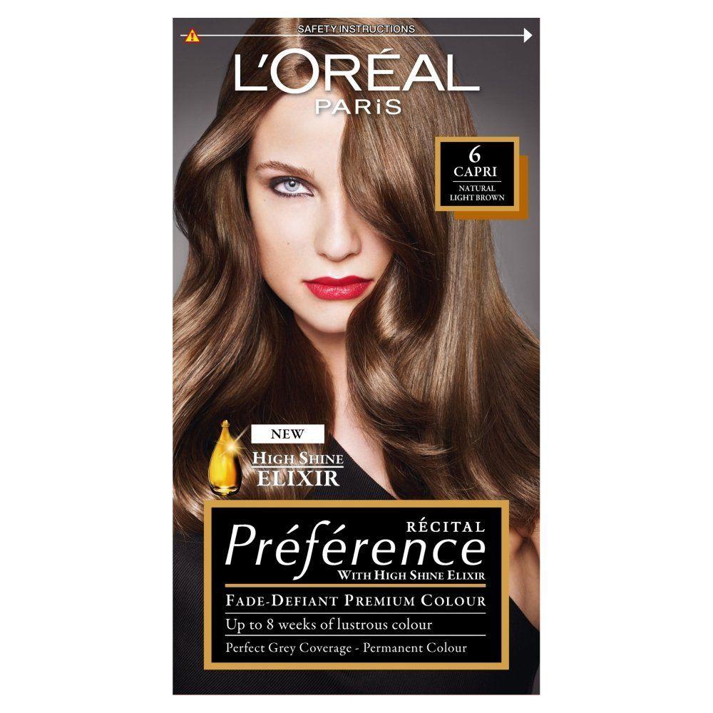 Loreal Paris Preference Hair Colour Capri Read More Reviews Of