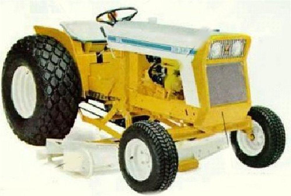 International Cub Parts : Ih cub lo boy farmall service parts manuals new