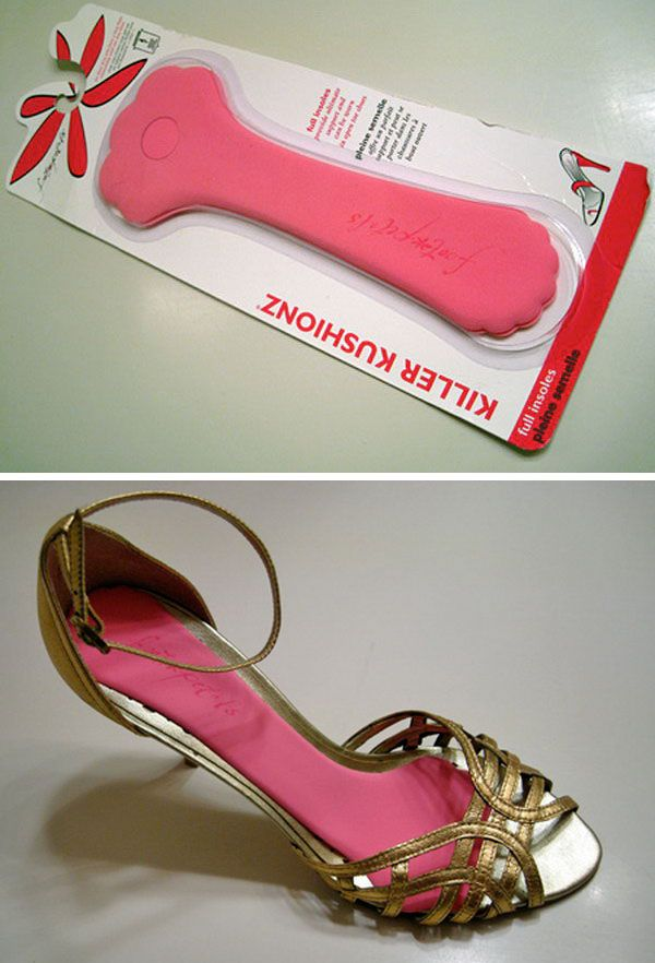 d1ed45f87d0 Useful Life Hacks and Products to Make New Heels More Comfortable ...