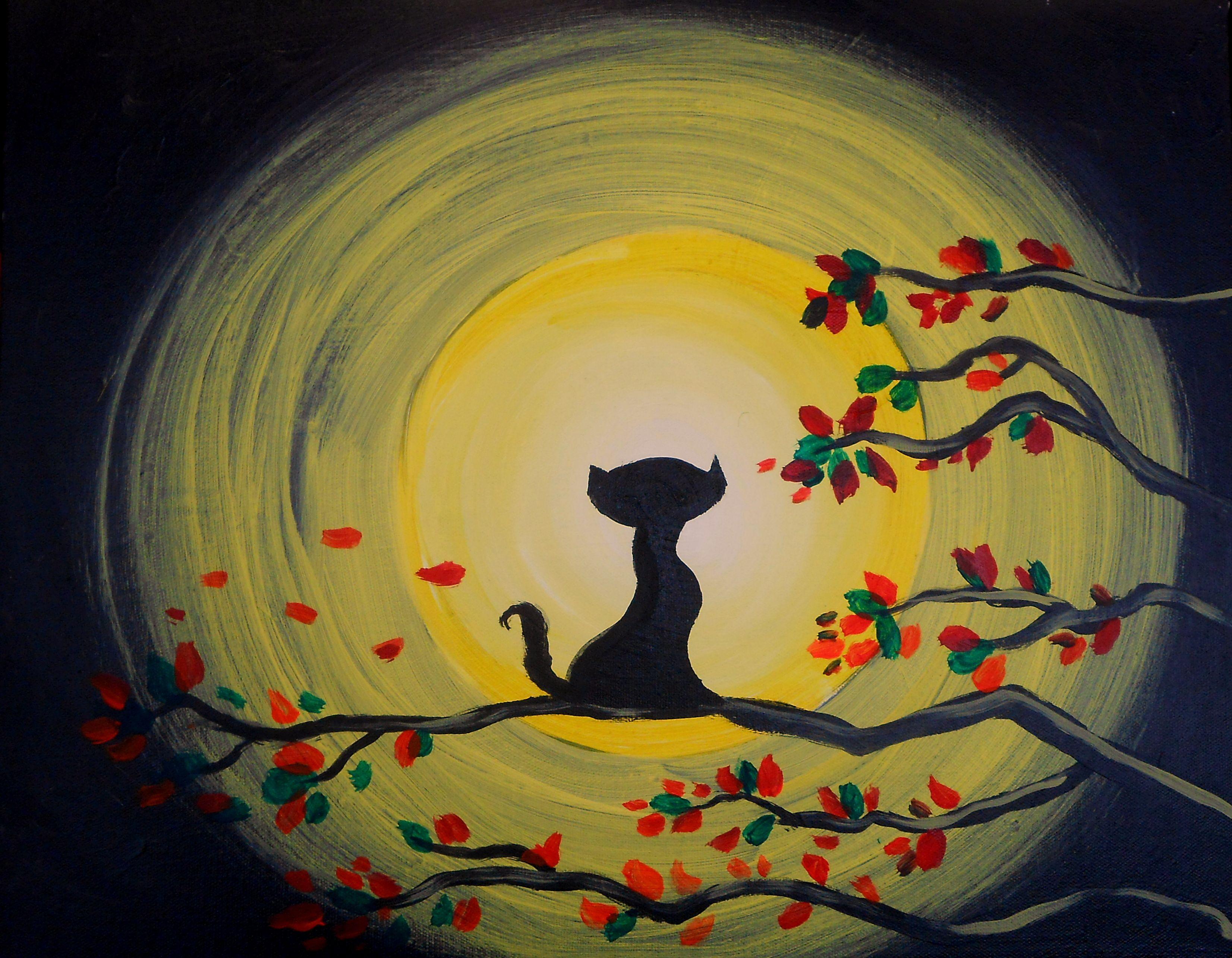 Moonlit-Kitty Large