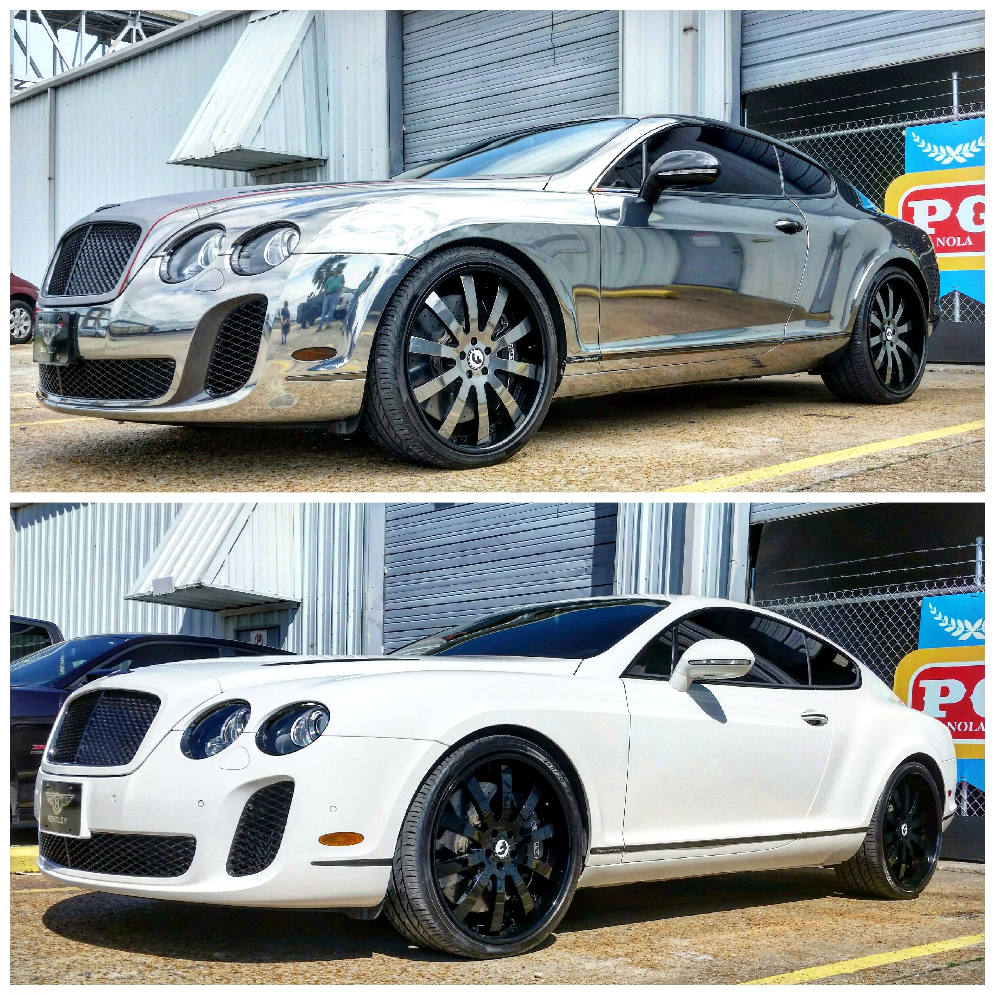 Bentley Roof & Complete Set Roof