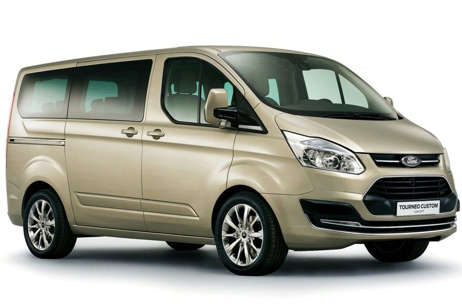 Split Airport Shuttle Has Never Been So Affordable Ford Transit Transit Custom Ford
