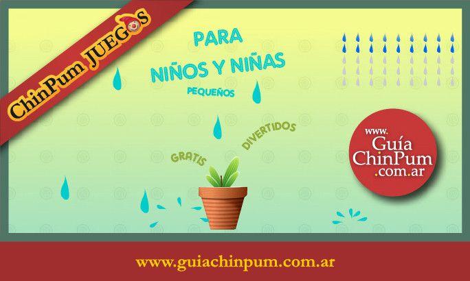 Juegos divertidos en línea para niños pequeños. #JuegosEducativos #ChinPum
