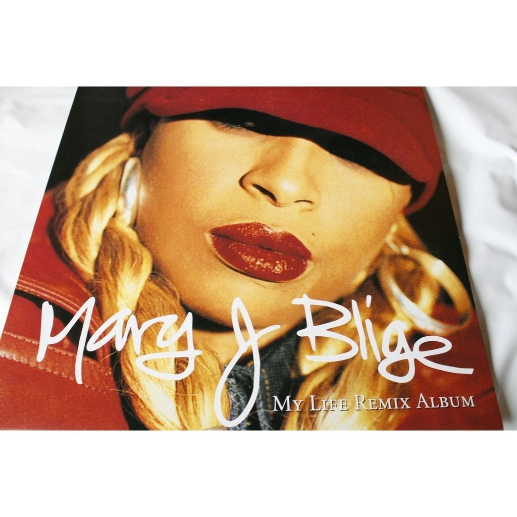 Mary J  Blige | My Life Era | Celebs I Luv in 2019 | Mary j