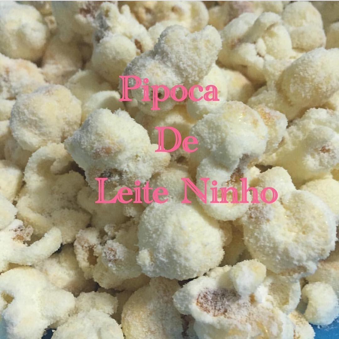 Amado Receita pipoca com Leite Ninho Ingredientes 1/2 xícara de óleo 1  QO97