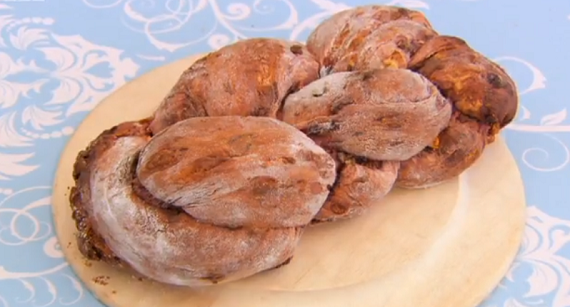 Paul Hollywood cherry and chocolate loaf recipe on The ...