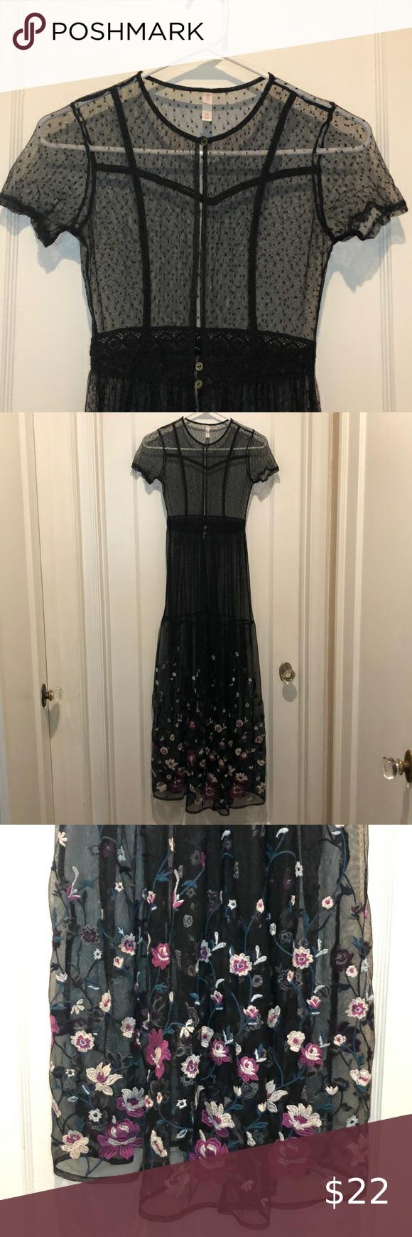 Size Extra Small Sheer Overlay Dress Sheer Overlay Dress Overlay Dress Clothes Design [ 1740 x 580 Pixel ]