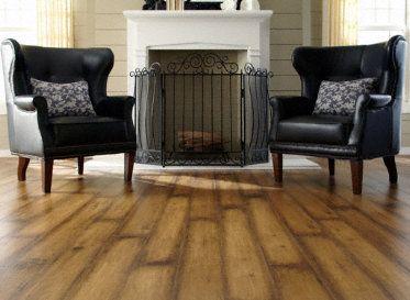 copper ridge oak - waterproof vinyl wood plank | floors: luxury
