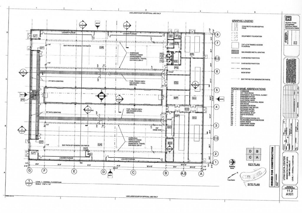 Blueprints Of NSAu0027s Ridiculously Expensive Data Center In Utah - new blueprint plan company