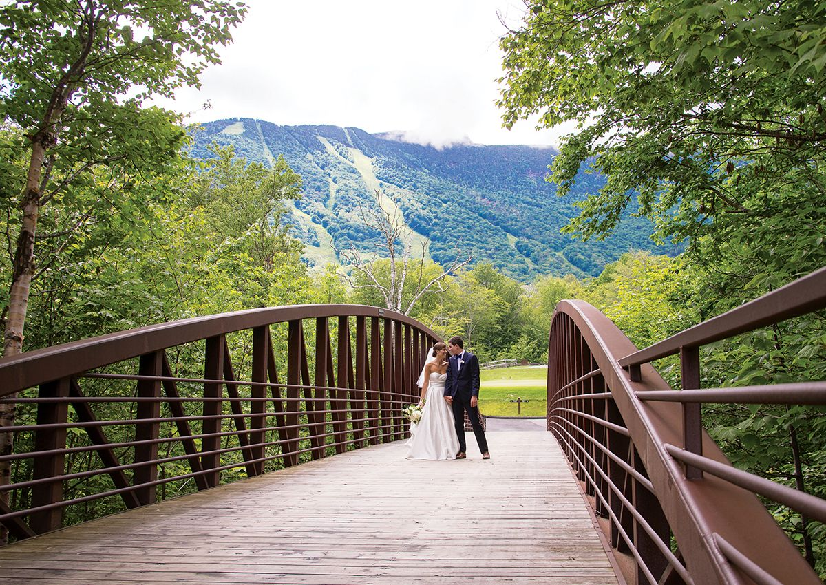 Standout Wedding Venues In Stowe Vermont