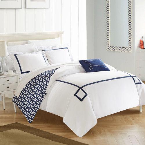 Kendall 8 Piece Reversible Duvet Set Comforter Sets Pinterest Deco