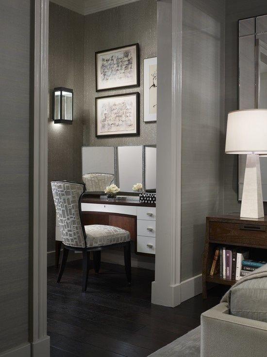 Bedroom Office Nook