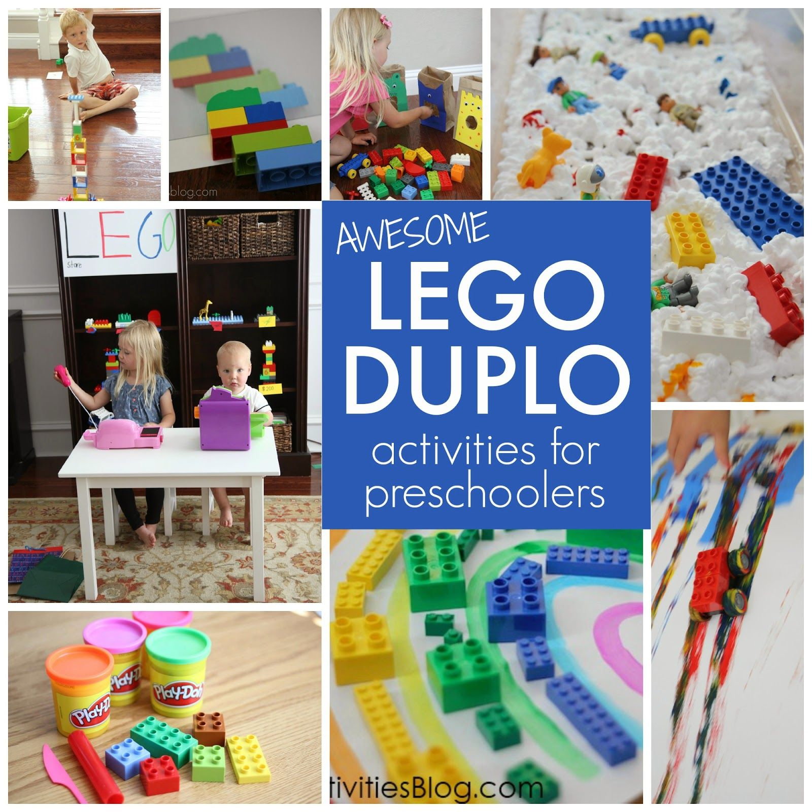 Awesome Lego Duplo Activities For Preschoolers