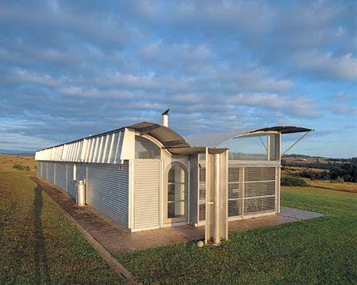 Magney House Bingie Point Australia Sited Vast Coastal Plain Miles From Sydney