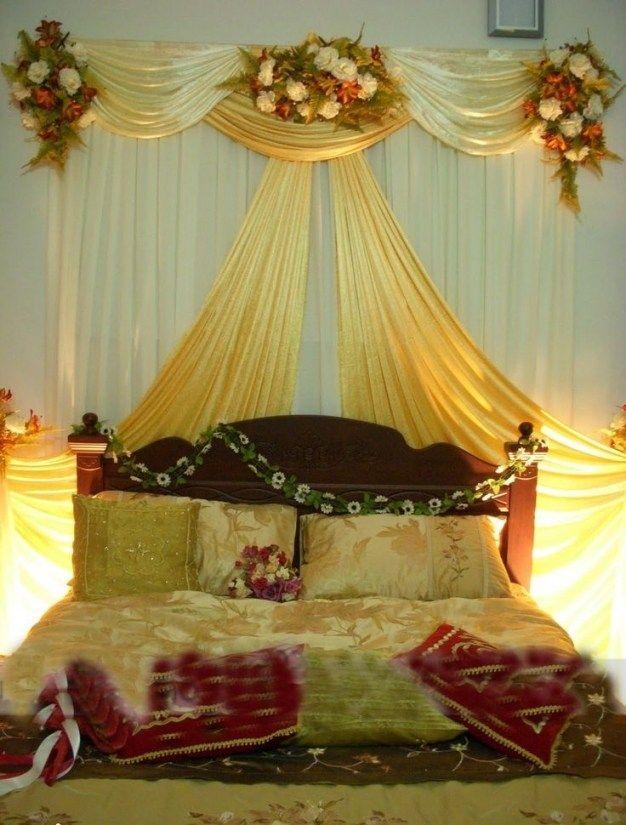 Top 10 Bedroom Decoration Ideas For Wedding Night Top 10 Bedroom