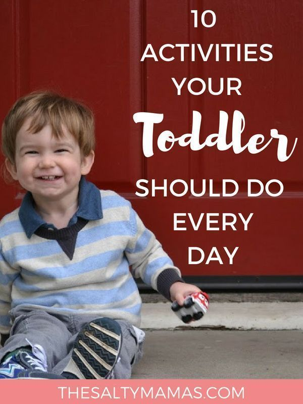 546b07a13950 Creating a Toddler Schedule- Top 10 Daily Toddler Activities to ...