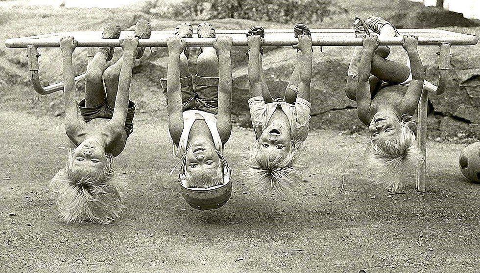 Belki Abidin Dino Resmini Çizemedi Ama Biz Fotoğrafını Bulduk: 25 Saf Mutluluk Fotoğrafı