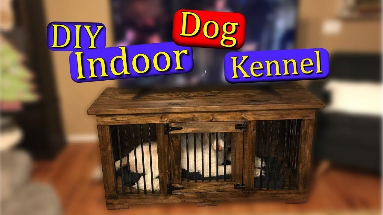 How to build an indoor dog kennel diy kennel diy diy