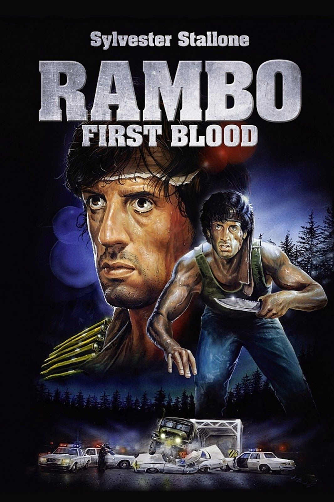 Rambo First Blood (1982) : Hindi Dubbed Hollywood Film