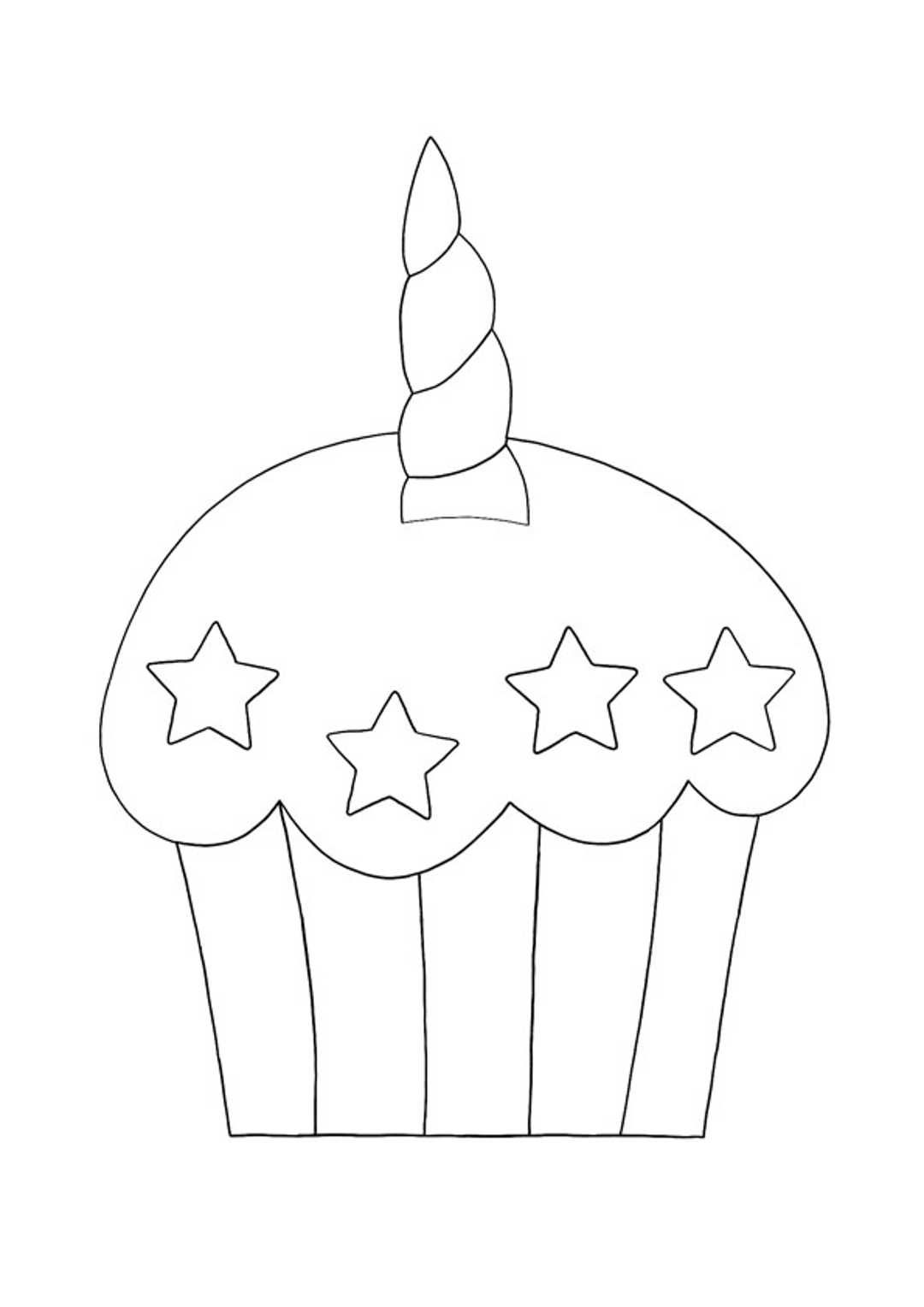 Unicorn Cake Coloring Pages In 2020 Mermaid Coloring Pages Unicorn Coloring Pages Cupcake Coloring Pages