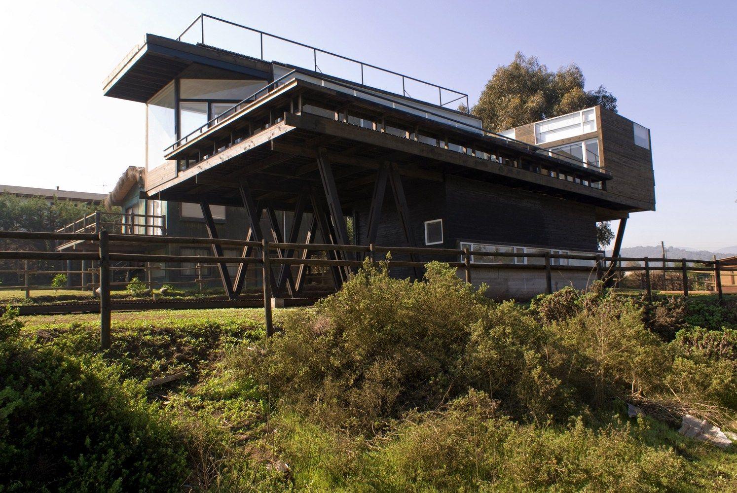Galería De Casa Cerro Tacna Drn Architects 4 Home