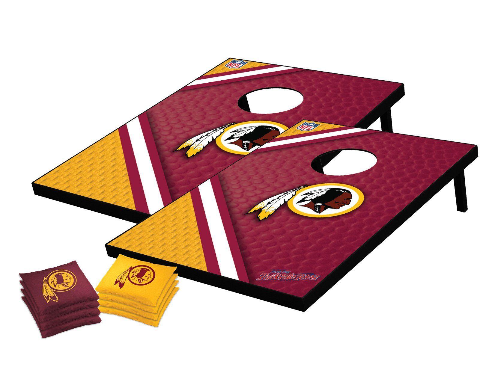 Remarkable Amazon Com Nfl Washington Redskins Tailgate Toss Bean Bag Uwap Interior Chair Design Uwaporg