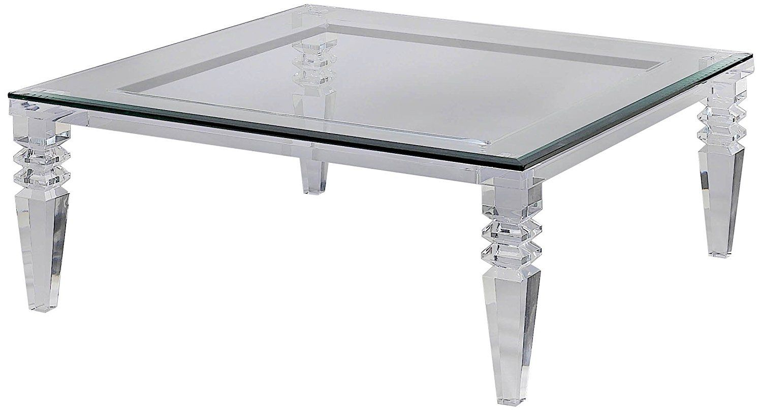 Square Acrylic Coffee Table Jpg 1500 810 Coffee Table Acrylic