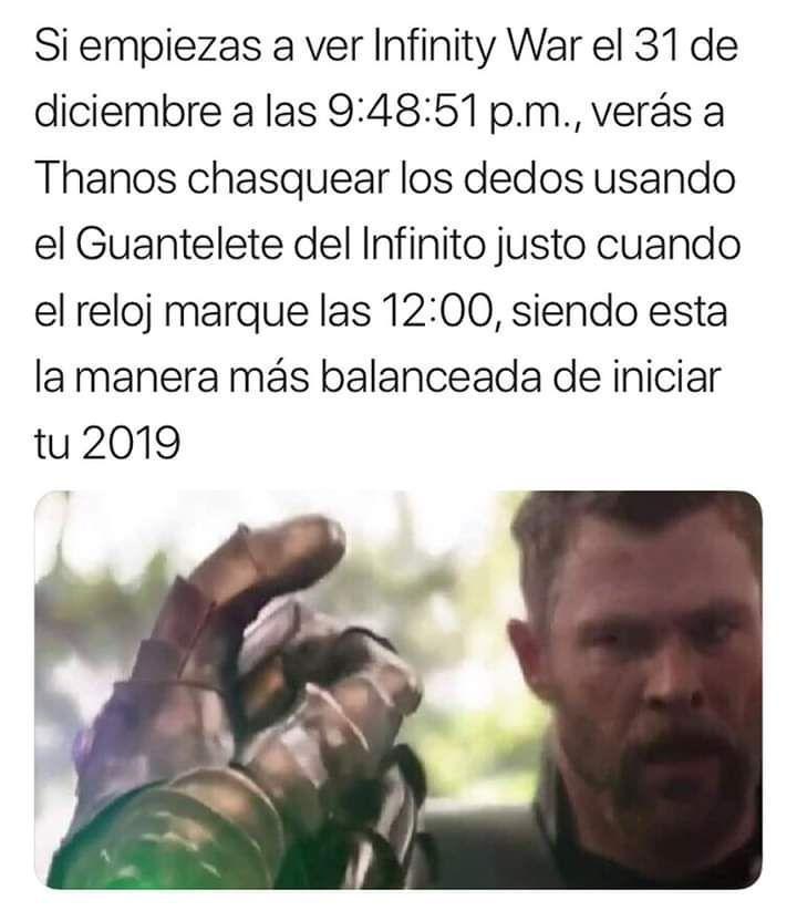 Memes de Marvel 2.0 – [155]