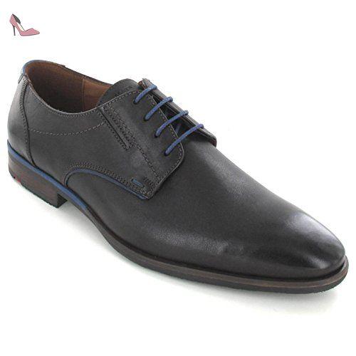 Chaussures Derby Homme - Noir - Noir (Schwarz 0), 44.5 EULloyd