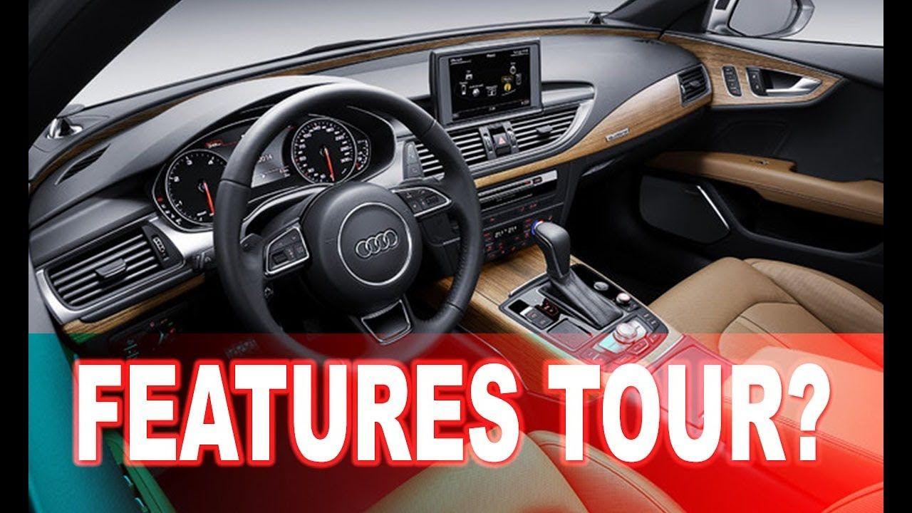 Audi A Features Tour Assistance System AI Intelligent - Audi car features