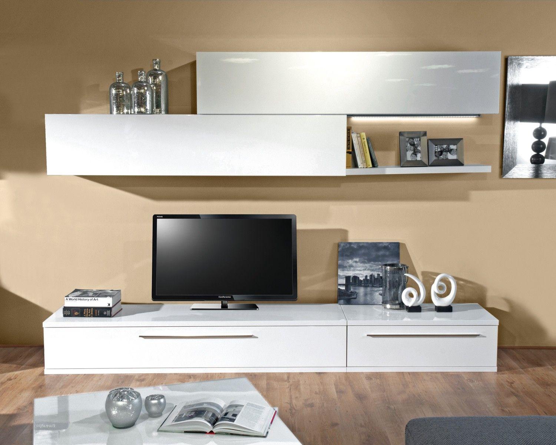 Compacto tv essenza conforama salones pinterest for Compactos de salon