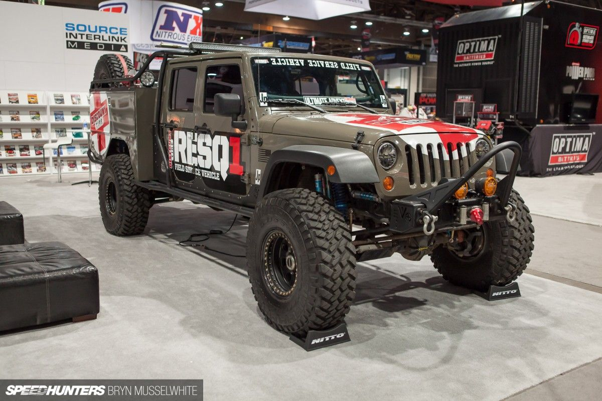 Off Road Trucks SEMA 2013-29 - Speedhunters | Motörhead ...