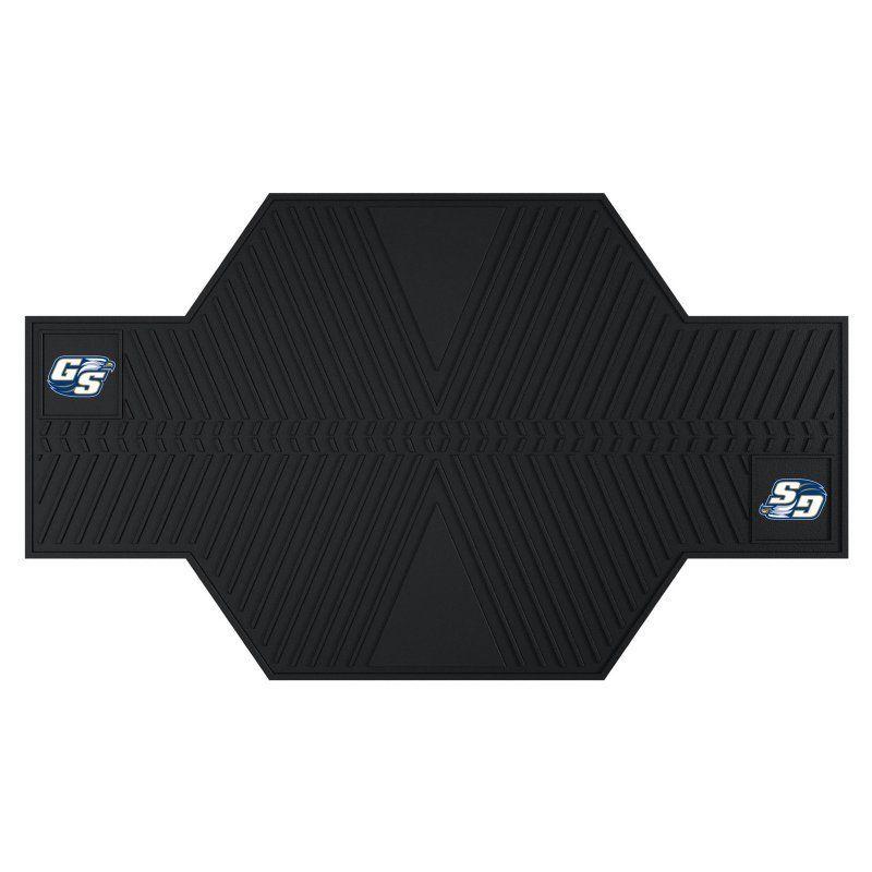 Fan Mats NCAA Collegiate Motorcycle Garage Floor Mat - 15293