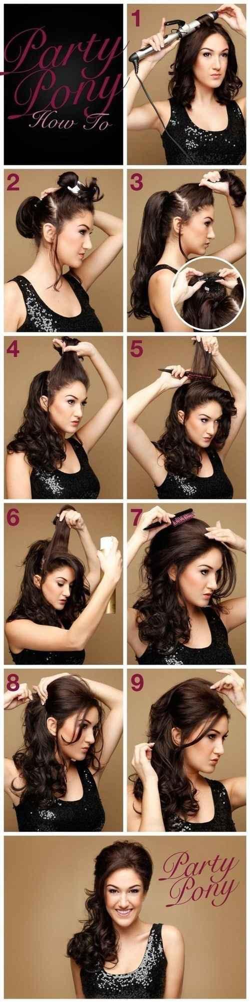 35 Impossibly Cute Quinceanera Hair Ideas Hair Styles Long Hair Styles Hair Dos