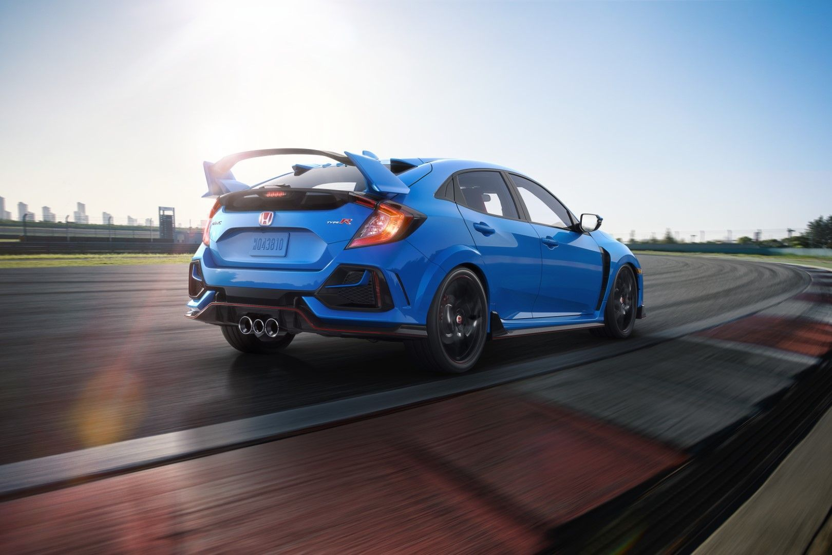 2020 Honda Civic Type R minor changes mark the 2nd last